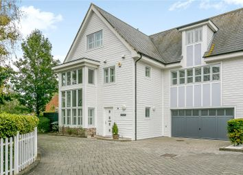 Thumbnail 4 bed detached house for sale in Beachamwell Drive, Kings Hill, West Malling, Kent