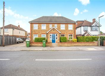 Thumbnail 2 bed flat to rent in Stanwell Road, Ashford, Surrey