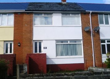 Thumbnail 3 bedroom terraced house to rent in Holland Way, Barry