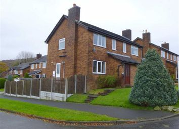 Thumbnail 3 bedroom semi-detached house for sale in Peveril Court, Shirebrook, Glossop