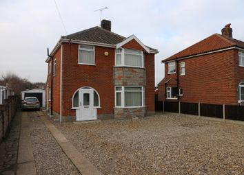 Thumbnail 3 bed detached house for sale in Holt Road, Norwich, Norfolk