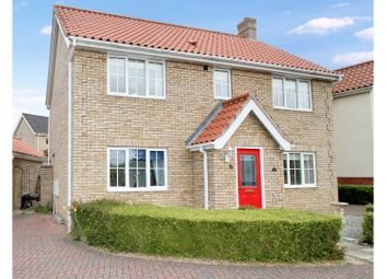 Thumbnail 6 bed detached house to rent in Bladewater Road, Norwich