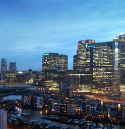 2 bed flat for sale in Providence Tower, Canary Wharf E14