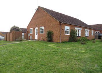 Thumbnail 2 bed semi-detached bungalow for sale in Robert Balding Road, Dersingham, King's Lynn