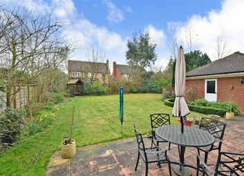5 bed detached house for sale in Braeburn Way, Kings Hill, West Malling, Kent ME19
