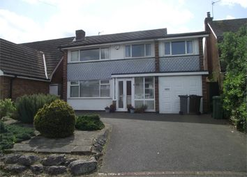 Thumbnail 4 bed detached house to rent in Lyndon Close, Castle Bromwich, Birmingham