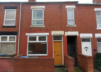 Thumbnail 4 bed terraced house to rent in Hastings Road, Stoke