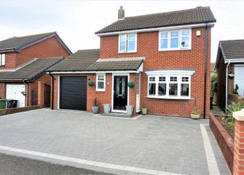 Thumbnail 3 bed detached house for sale in Chirton Avenue, South Shields
