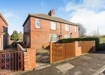 Thumbnail 3 bed semi-detached house for sale in Snydale Road, Normanton
