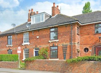 Thumbnail 2 bed terraced house for sale in The Poplars, Main Road, Cutthorpe, Chesterfield