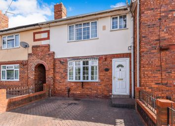 Thumbnail 3 bed terraced house for sale in Crawford Avenue, Darlaston, Wednesbury