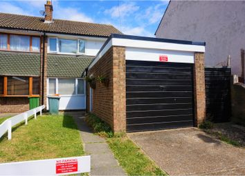 Thumbnail 3 bed end terrace house for sale in Mortimer Road, London