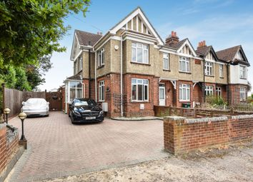 Thumbnail 3 bed semi-detached house for sale in Short Lane, Stanwell, Staines