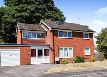 Thumbnail 4 bed link-detached house for sale in St Johns Glebe, Rownhams, Southampton