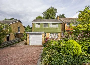 Thumbnail 4 bed detached house for sale in Cumbrae Gardens, Long Ditton, Surbiton