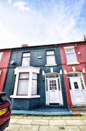 Thumbnail 4 bed terraced house to rent in Ancaster Road, Aigburth, Liverpool, Merseyside