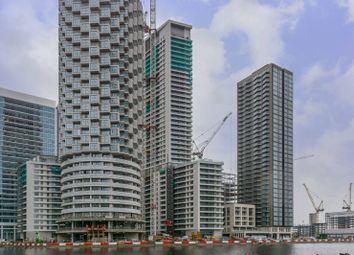 1 bed flat for sale in Park Drive, Canary Wharf, London E14