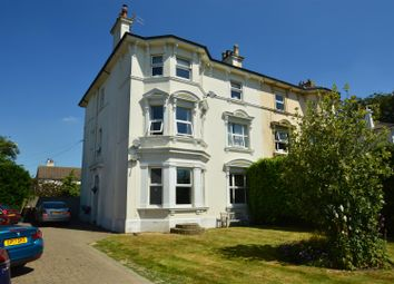 Thumbnail 2 bedroom flat for sale in Park Road, Southborough, Tunbridge Wells