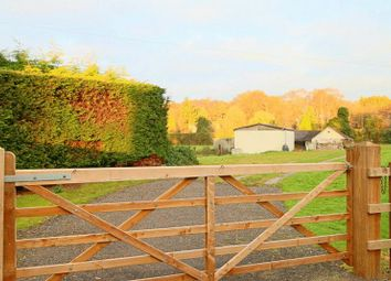 Thumbnail Land for sale in Hall Lane, Cotes Heath, Stafford