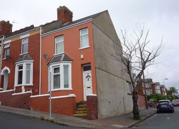 Thumbnail 2 bed semi-detached house for sale in Trinity Street, Barry