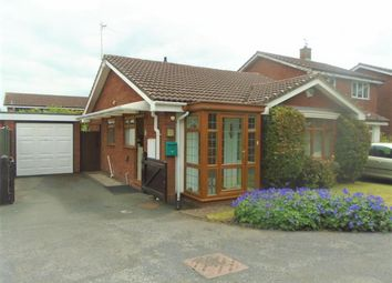 Thumbnail 2 bed bungalow for sale in Millbrook Drive, Shawbury