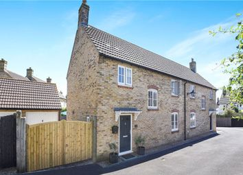 Thumbnail 3 bed semi-detached house for sale in Granville Way, Sherborne, Dorset