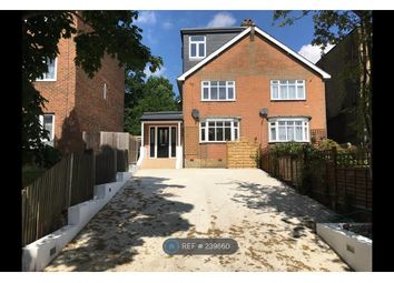 Thumbnail 5 bed semi-detached house to rent in Panmure Road, London