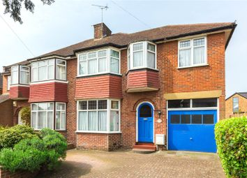 4 bed semi-detached house for sale in Bush Grove, Stanmore HA7