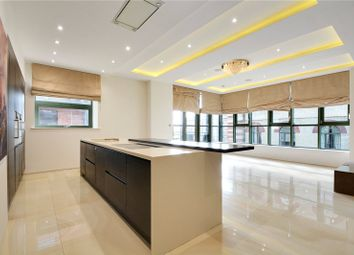 Thumbnail 3 bed flat for sale in William Hunt Mansions, Somerville Avenue, Harrods Village, Barnes