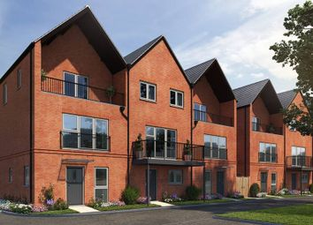 "Thumbnail 3 bed end terrace house for sale in ""The Abbey"" at Stoney Mews, Winchester"