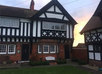 Thumbnail 2 bed terraced house to rent in The Folds, Thornton Hough, Cheshire