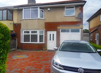 Thumbnail 3 bed semi-detached house to rent in Huntley Avenue, Spondon
