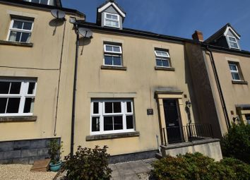 Thumbnail 4 bed terraced house for sale in Bluebell Way, Launceston