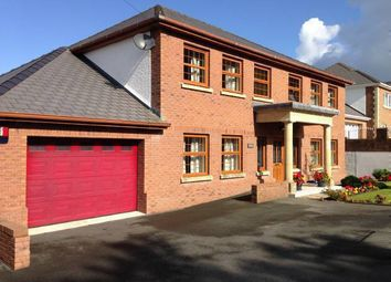 Thumbnail 4 bed detached house for sale in Adpar, Newcastle Emlyn, Ceredigion