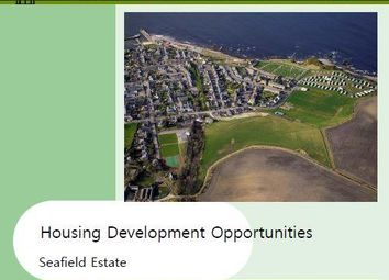 Thumbnail Land for sale in York Place, Cullen, Buckie