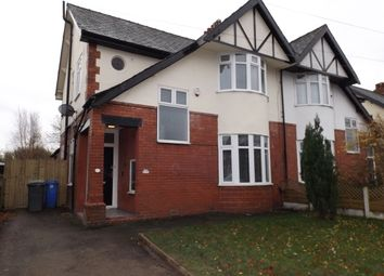 Thumbnail 3 bed semi-detached house to rent in Clarendon Road, Audenshaw
