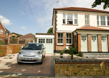 Thumbnail 2 bed flat for sale in Orpington Road, London