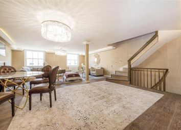 Thumbnail 4 bed flat for sale in Stanhope Place, The Hyde Park Estate, London