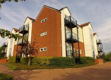 Thumbnail 2 bedroom flat to rent in East Moor Drive, Wolverton Mill, Milton Keynes