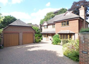 Thumbnail 5 bed detached house for sale in Maple Grove, Bookham, Leatherhead