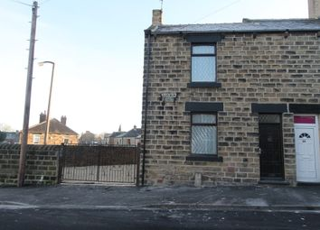 Thumbnail 2 bed end terrace house to rent in Clarendon Street, Barnsley