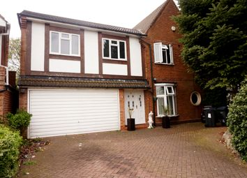 Thumbnail 5 bed detached house for sale in The Slieve, Handsworth Wood, Birmingham