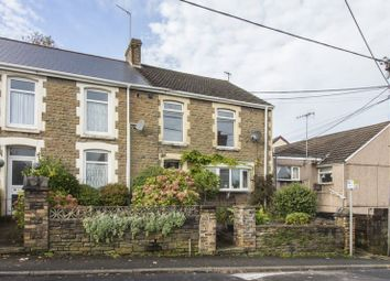 Thumbnail 3 bed end terrace house for sale in High Street, Skewen, Neath