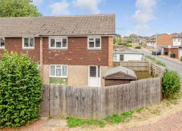 Thumbnail 3 bed semi-detached house for sale in Kilndown Close, Kingsnorth, Ashford
