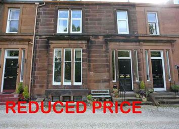Thumbnail 1 bed flat for sale in Victoria Terrace, Dumfries