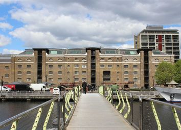Thumbnail 3 bed flat for sale in Hertsmere Road, London