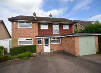 Thumbnail 4 bed detached house for sale in Deane Gate Drive, Houghton On The Hill, Leicester
