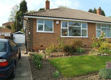 Thumbnail 2 bed semi-detached bungalow to rent in Layton Park Close, Rawdon, Leeds