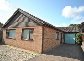 Thumbnail 3 bed detached bungalow for sale in Chapel Court, Meadow Way, Norwich