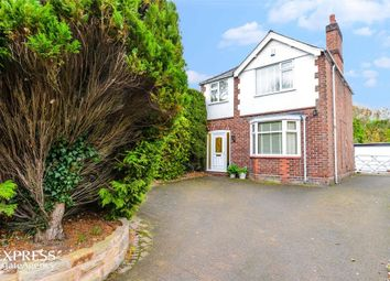 Thumbnail 3 bed detached house for sale in Beach Road, Hartford, Northwich, Cheshire